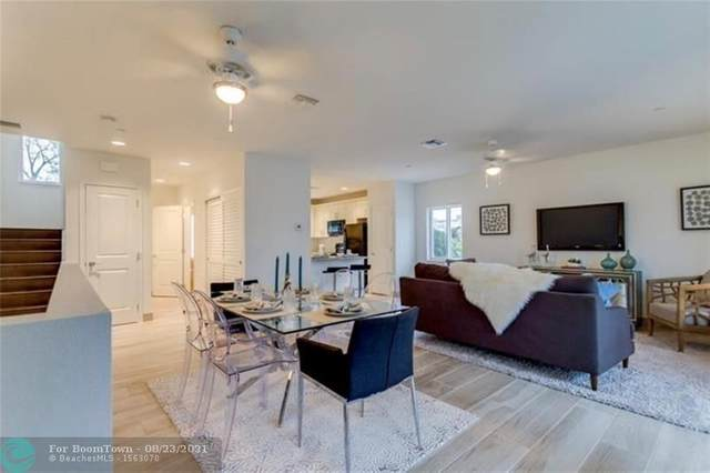 603-611 NE 28th Street, Fort Lauderdale, FL 33334 (MLS #F10298087) :: GK Realty Group LLC