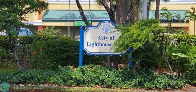 2110 NE 42nd Ct C, Lighthouse Point, FL 33064 (MLS #F10298280) :: GK Realty Group LLC