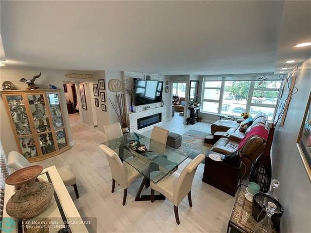 1620 S Ocean Blvd 4-C, Lauderdale By The Sea, FL 33062 (MLS #F10298292) :: GK Realty Group LLC