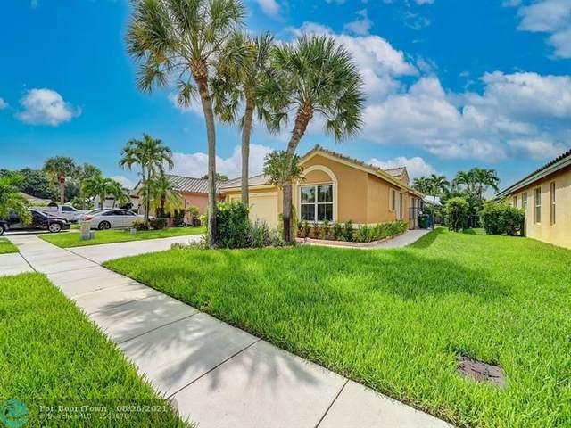 20848 NW 17th St, Pembroke Pines, FL 33029 (MLS #F10298306) :: Berkshire Hathaway HomeServices EWM Realty