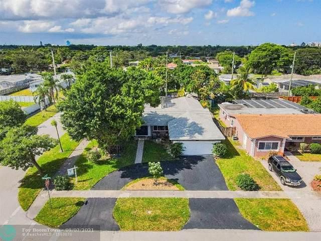 4533 Jefferson St, Hollywood, FL 33021 (MLS #F10298461) :: Castelli Real Estate Services