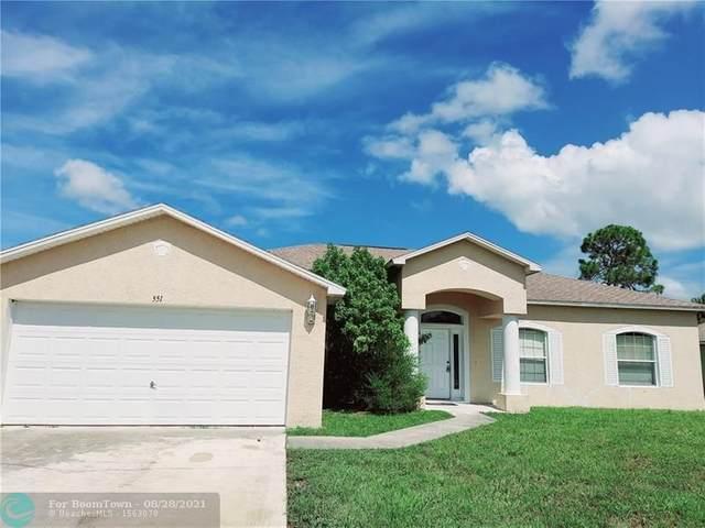 551 Violet, Palm Bay, FL 32907 (#F10298724) :: The Reynolds Team | Compass