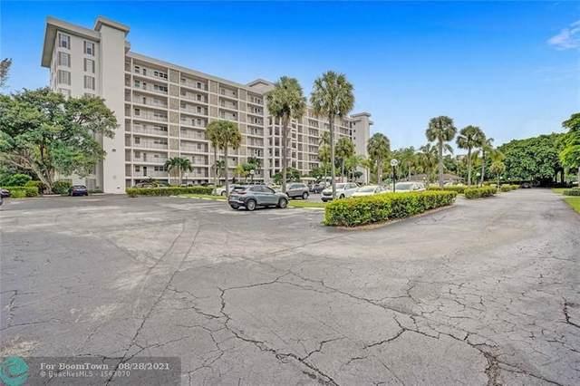 3200 N Palm Aire Dr #807, Pompano Beach, FL 33069 (MLS #F10298732) :: Adam Docktor Group