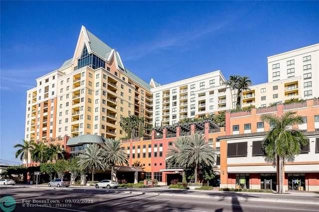 110 N Federal Hwy #803, Fort Lauderdale, FL 33301 (MLS #F10298811) :: Adam Docktor Group
