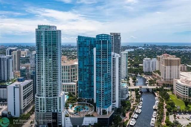 333 Las Olas Way #2505, Fort Lauderdale, FL 33301 (MLS #F10298851) :: Adam Docktor Group