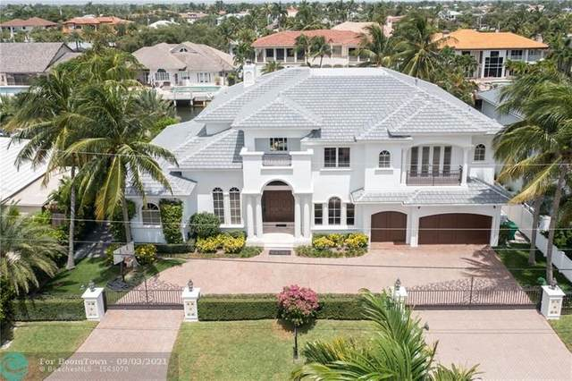 2357 NE 25th St, Lighthouse Point, FL 33064 (MLS #F10298889) :: Castelli Real Estate Services
