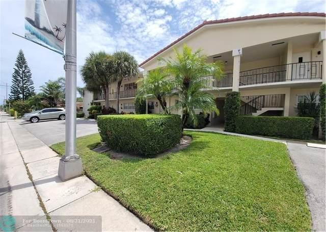 2200 NE 36th St #9, Lighthouse Point, FL 33064 (MLS #F10298984) :: Green Realty Properties