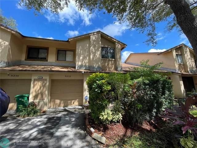 5232 Gate Lake Rd #5232, Tamarac, FL 33319 (MLS #F10299038) :: Castelli Real Estate Services