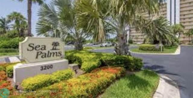 3200 N Highway A1a #505, Fort Pierce, FL 34949 (#F10299062) :: Michael Kaufman Real Estate
