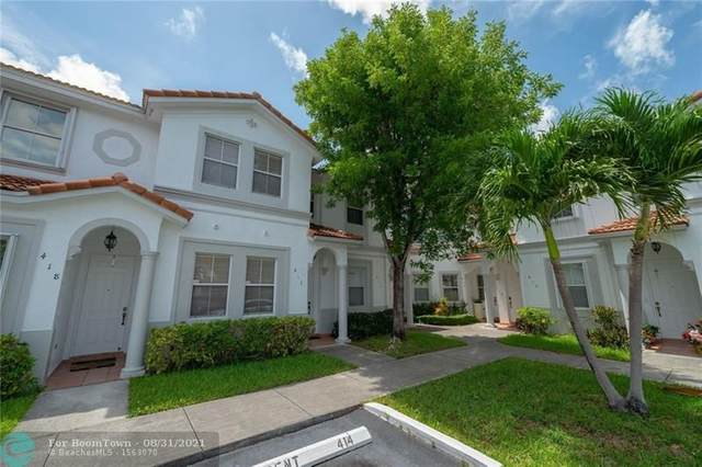 5400 NW 107 #416, Doral, FL 33178 (MLS #F10299064) :: Castelli Real Estate Services