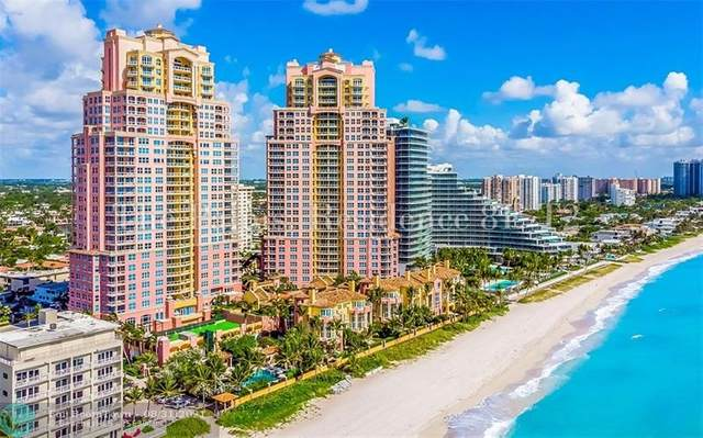 2110 N Ocean Blvd 8E, Fort Lauderdale, FL 33305 (#F10299082) :: Heather Towe   Keller Williams Jupiter