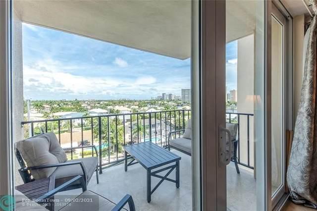 2881 NE 33rd Ct 7C, Fort Lauderdale, FL 33306 (#F10299138) :: Dalton Wade