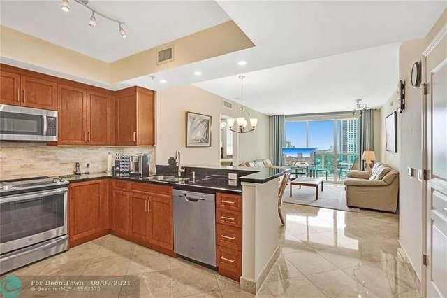 350 SE 2ND ST #1760, Fort Lauderdale, FL 33301 (MLS #F10299174) :: Berkshire Hathaway HomeServices EWM Realty