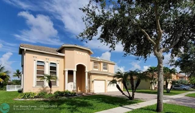 2166 SW 130th Ter, Miramar, FL 33027 (MLS #F10299180) :: Castelli Real Estate Services
