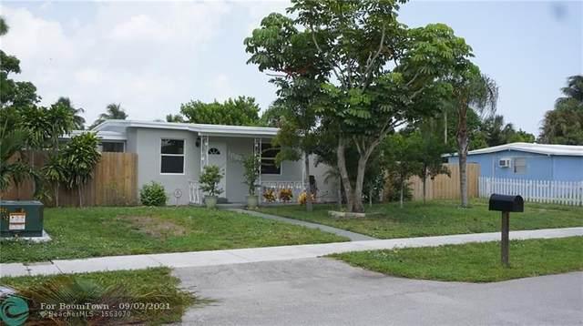 1837 NE 50th St, Pompano Beach, FL 33064 (MLS #F10299215) :: Adam Docktor Group