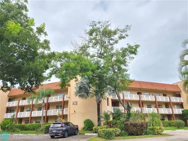 9301 Sunrise Lakes Blvd #305, Sunrise, FL 33322 (MLS #F10299255) :: Green Realty Properties