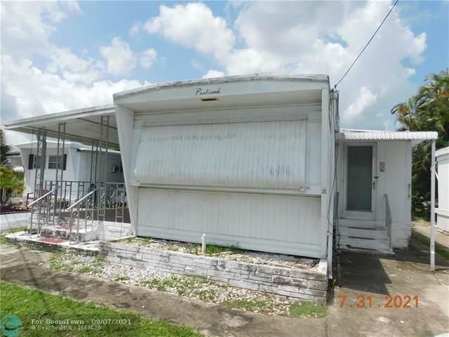 1601 SW 87th Ter, Davie, FL 33324 (MLS #F10299276) :: Green Realty Properties