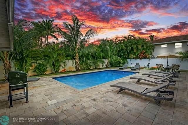 2740 NE 30th Pl, Fort Lauderdale, FL 33306 (#F10299323) :: Ryan Jennings Group