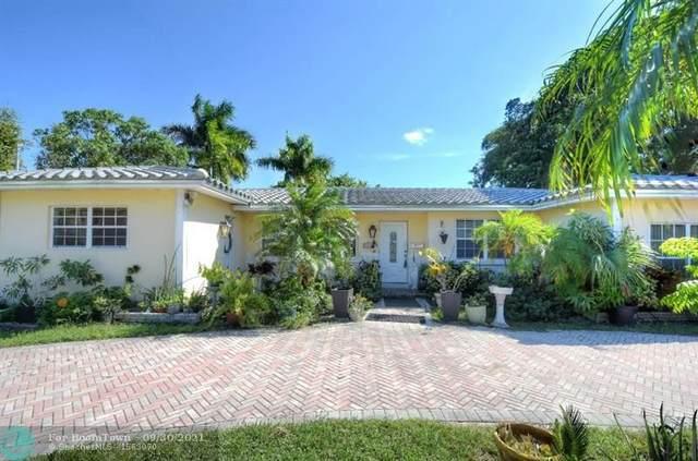 2206 SE 14th St, Pompano Beach, FL 33062 (#F10299330) :: Baron Real Estate
