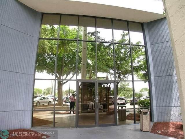 7491 W Oakland Park Blvd, Tamarac, FL 33319 (MLS #F10299380) :: Green Realty Properties