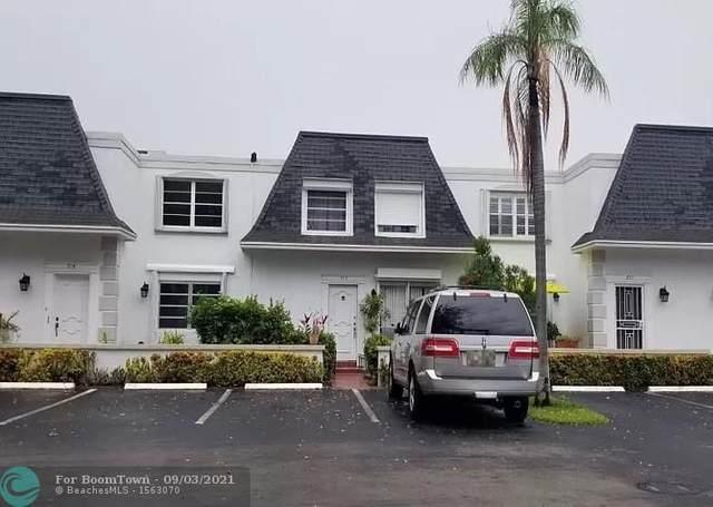717 NE 27th Ave #717, Hallandale Beach, FL 33009 (MLS #F10299396) :: Castelli Real Estate Services