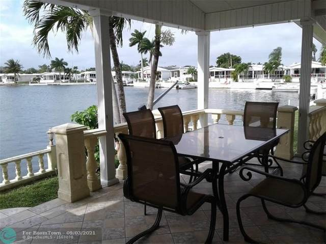218 Lake Shore Dr, Pembroke Park, FL 33009 (MLS #F10299460) :: Green Realty Properties