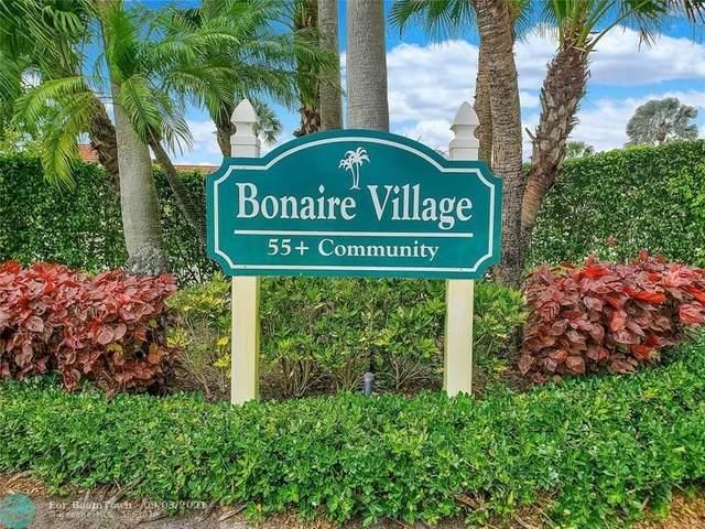 14623 Bonaire Blvd #302, Delray Beach, FL 33446 (#F10299468) :: Michael Kaufman Real Estate