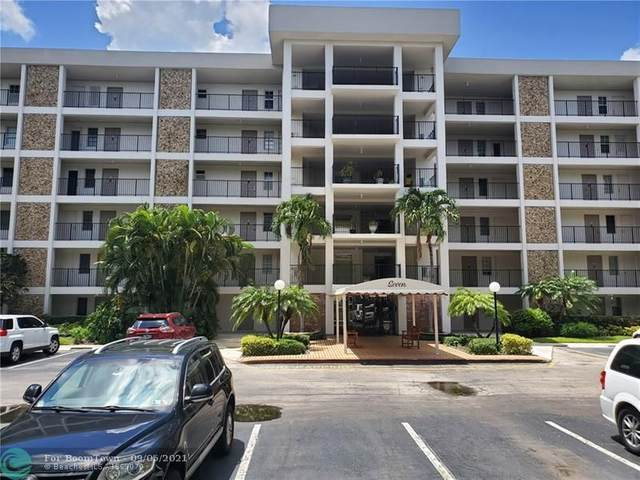 2801 N Palm Aire Dr #309, Pompano Beach, FL 33069 (#F10299649) :: The Power of 2   Century 21 Tenace Realty