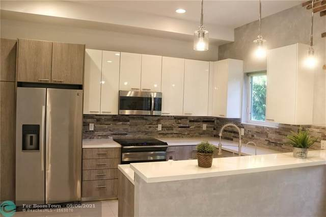 820 NE 7th St G, Fort Lauderdale, FL 33304 (MLS #F10299667) :: Castelli Real Estate Services