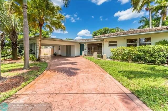 6025 Rose Ter, Plantation, FL 33317 (MLS #F10299668) :: Berkshire Hathaway HomeServices EWM Realty