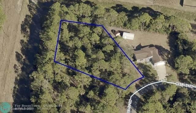 401 La Coco St, Palm Bay, FL 32908 (MLS #F10299729) :: Castelli Real Estate Services