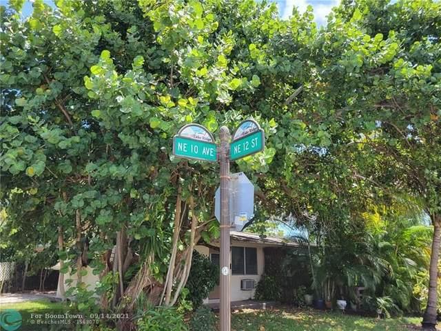 1144-1148 NE 10th Ave/1006-1008 Ne 12th St, Fort Lauderdale, FL 33304 (MLS #F10299731) :: GK Realty Group LLC