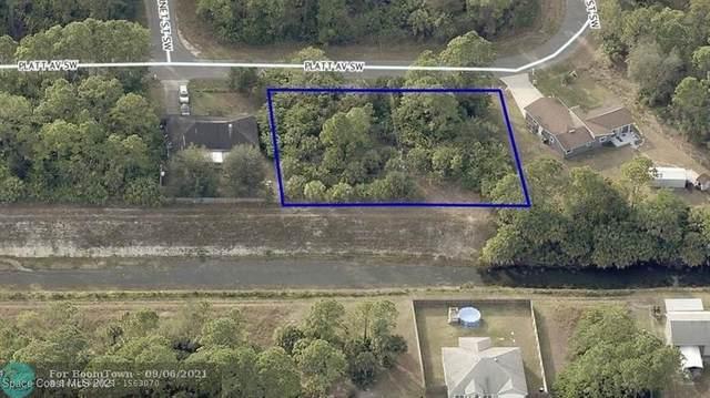 1211 Platt Ave, Palm Bay, FL 32908 (MLS #F10299732) :: Castelli Real Estate Services