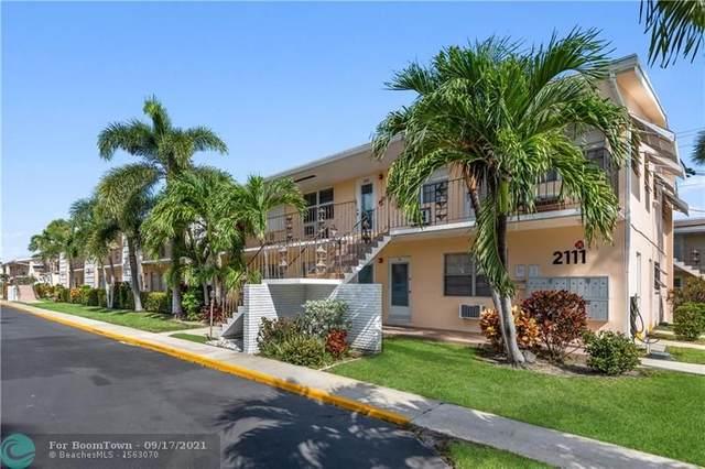 2111 NE 56th St #207, Fort Lauderdale, FL 33308 (MLS #F10299763) :: Green Realty Properties