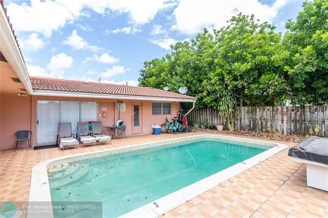 1436 NE 56 Street, Fort Lauderdale, FL 33334 (MLS #F10299777) :: The Mejia Group   LoKation Real Estate