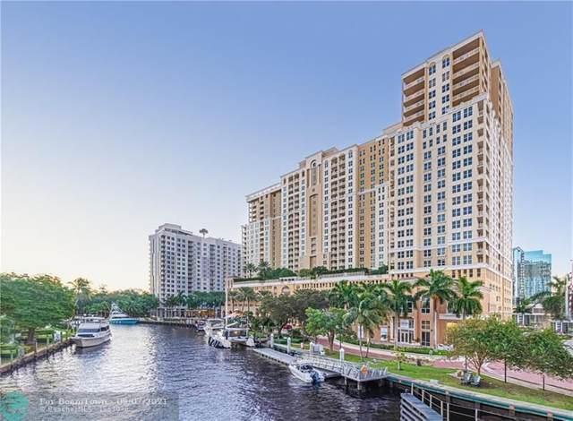 511 SE 5th Ave #2008, Fort Lauderdale, FL 33301 (MLS #F10299788) :: Berkshire Hathaway HomeServices EWM Realty