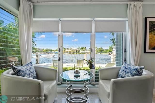 561 Bayshore Dr #4, Fort Lauderdale, FL 33304 (#F10299799) :: Ryan Jennings Group