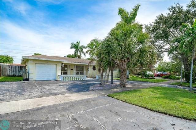 2105 NE 62nd St, Fort Lauderdale, FL 33308 (#F10299827) :: The Reynolds Team | Compass
