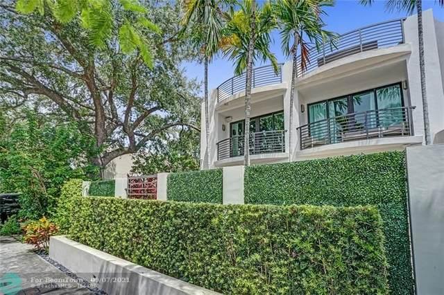 610 NE 14TH AV #6, Fort Lauderdale, FL 33304 (MLS #F10299843) :: Castelli Real Estate Services