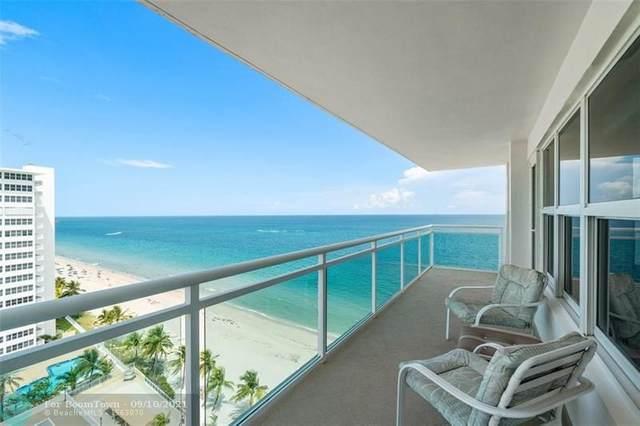 3900 Galt Ocean Dr #1217, Fort Lauderdale, FL 33308 (MLS #F10299853) :: Green Realty Properties