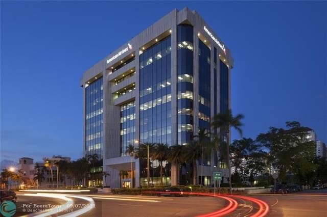901 Ponce De Leon Blvd #600, Coral Gables, FL 33134 (MLS #F10299879) :: The MPH Team
