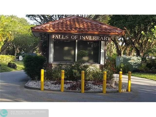 6100 S Falls Circle Dr #109, Lauderhill, FL 33319 (MLS #F10299888) :: GK Realty Group LLC