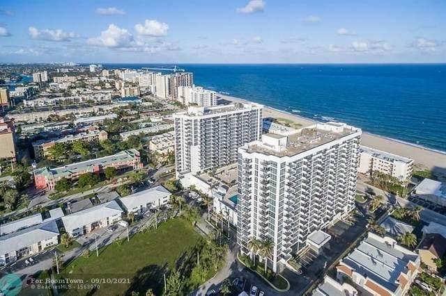 531 N Ocean Boulevard #711, Pompano Beach, FL 33062 (#F10299950) :: The Rizzuto Woodman Team