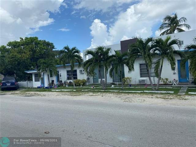 1501 NE 9th St, Fort Lauderdale, FL 33304 (MLS #F10299973) :: GK Realty Group LLC