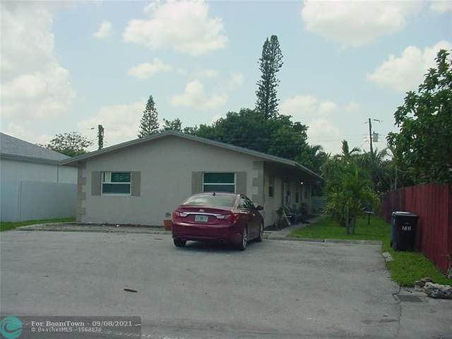 1611 NW 7 Ave, Fort Lauderdale, FL 33311 (MLS #F10300014) :: GK Realty Group LLC