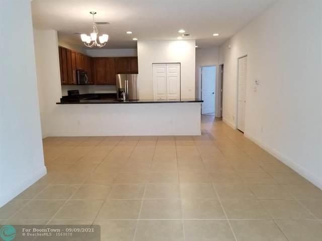 1021 SW 147th Ave #5104, Pembroke Pines, FL 33027 (MLS #F10300071) :: GK Realty Group LLC