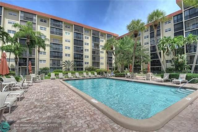 2350 NE 14th Street Cswy #416, Pompano Beach, FL 33062 (MLS #F10300113) :: Berkshire Hathaway HomeServices EWM Realty
