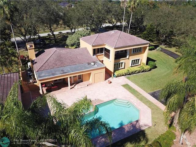 5400 Thoroughbred Ln, Southwest Ranches, FL 33330 (MLS #F10300153) :: United Realty Group