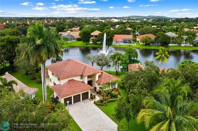 4399 NW 64th Ave, Coral Springs, FL 33067 (#F10300171) :: Baron Real Estate