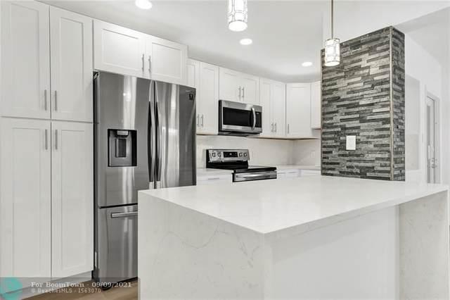 1439 S Ocean Blvd #104, Pompano Beach, FL 33062 (MLS #F10300226) :: Green Realty Properties